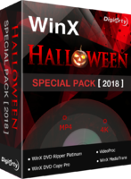WinX Halloween Special Pack | for 2-5 PCs