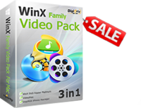 WinX Family Video Pack (for 2 PCs)