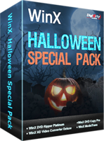 WinX Halloween Video Special Pack | for 1 PC discount coupon