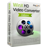 WinX HD Video Converter Deluxe for 1 PC