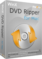 WinX DVD Ripper for Mac [Full License]